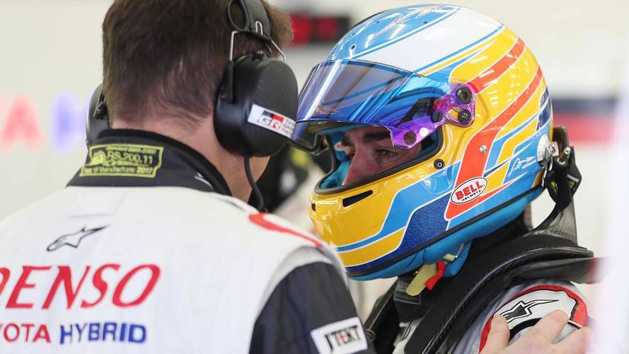 Fernando Alonso to race in WEC and Le Mans in 2018