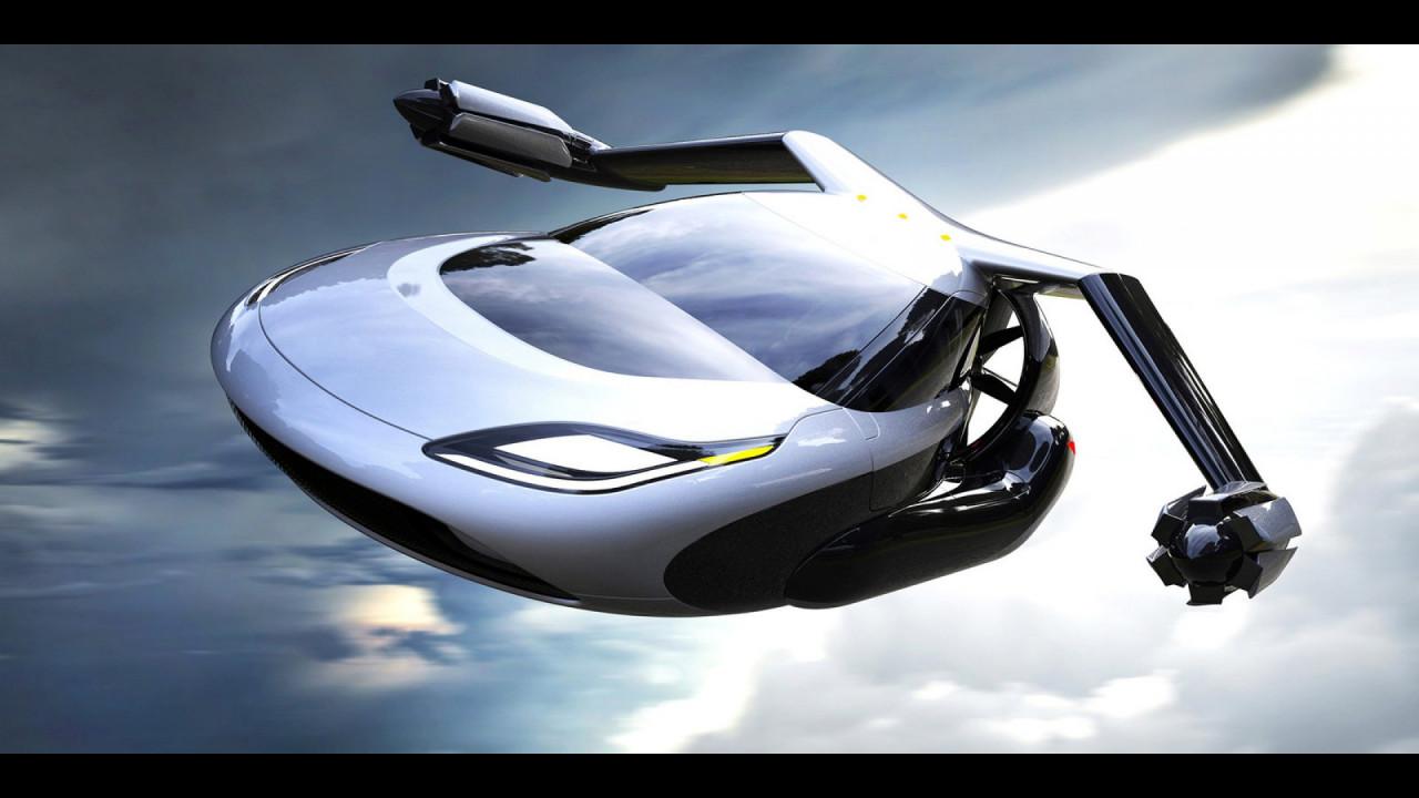 Terrafugia auto volante