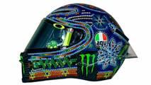 Valentino Rossi AGV Pista GP R pretemporada 2018