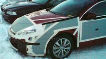 Renault Laguna Coupe First Spy Photos