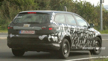 SPY PHOTOS: Ford Mondeo Station Wagon