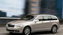 2008 Mercedes C-Class Estate illustration