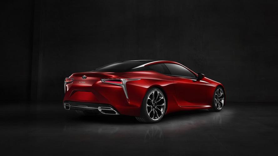 Lexus LC F bir Nissan GT-R rakibi olacak mı?