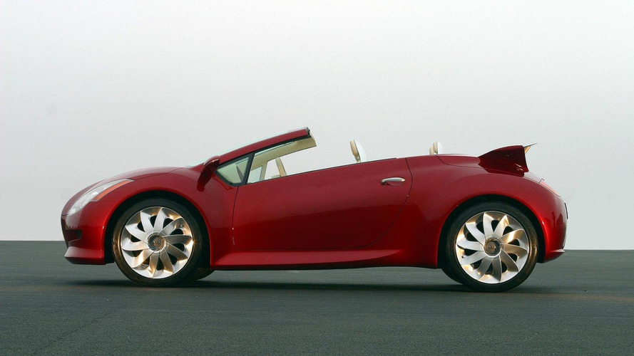 Kia developing a compact roadster to serve as halo model