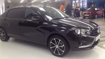 Lada Vesta VIP spy photo