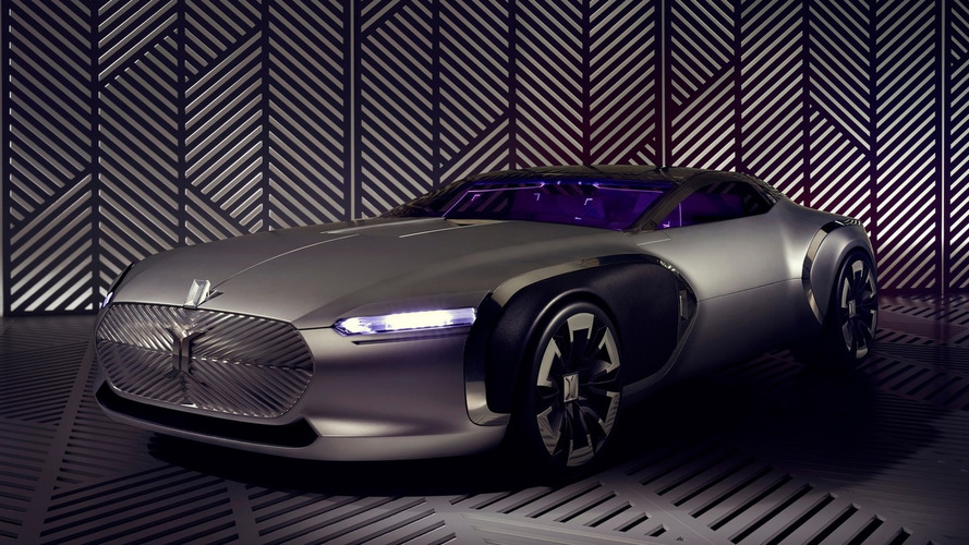 Renault Coupe Corbusier concept breaks cover