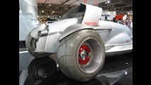Toyota Motor Triathlon Race Car Concept