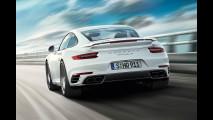 Nuova Porsche 911 Turbo S Coupé