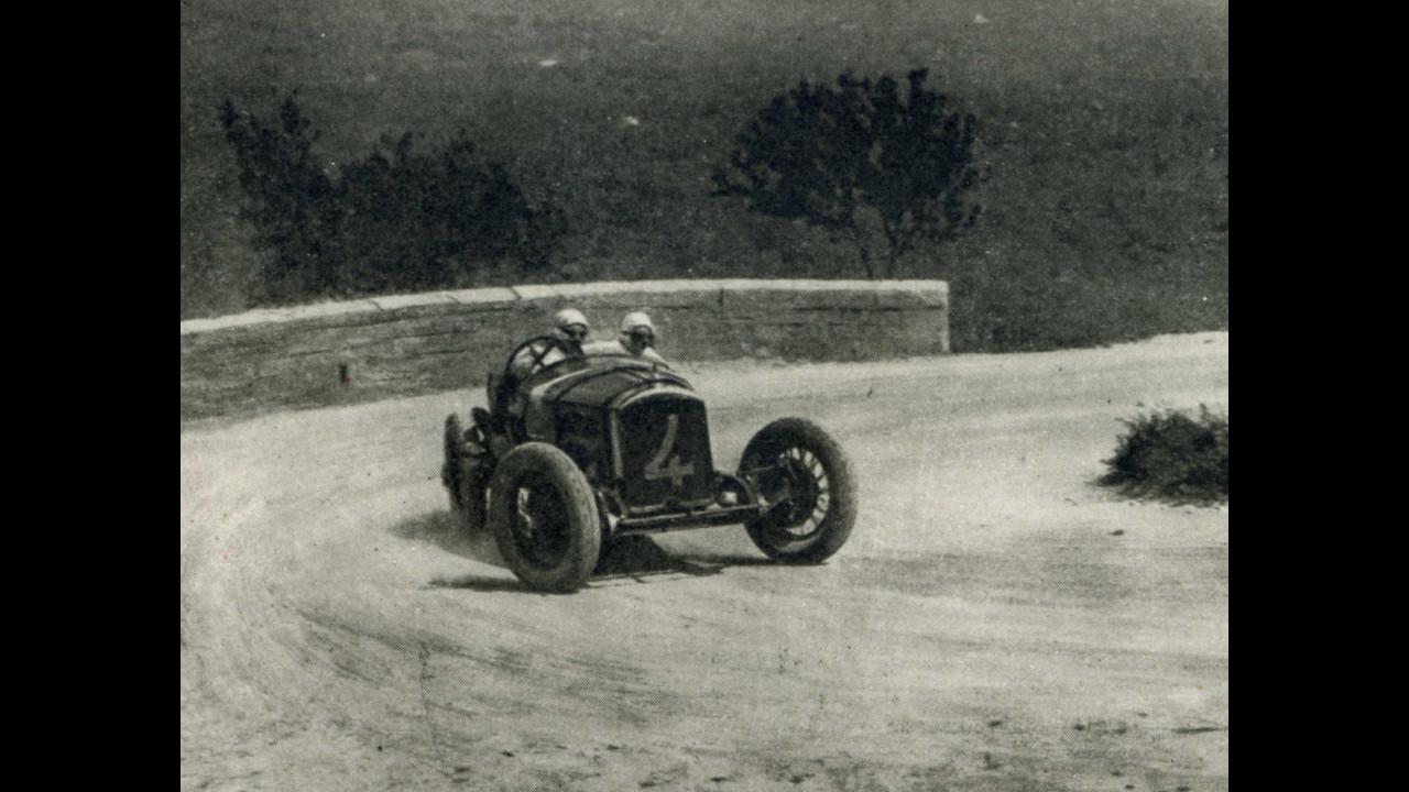 Peugeot, la vittoria alla Coppa Florio del 1905