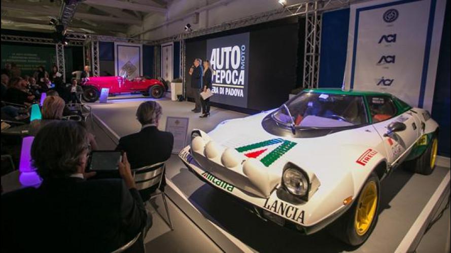 Auto e Moto d'Epoca, al via l'edizione 2015