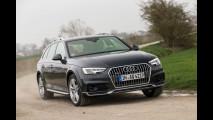 Nuova Audi A4 allroad quattro, 34 mm sopra le altre [VIDEO]