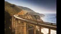 2# California, Highway 1 da Castroville a Big Sur