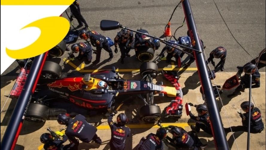 Formula 1, la vera Red Bull si vedrà a Melbourne