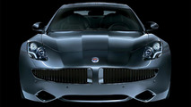 Fisker Karma - production version 24.08.2010