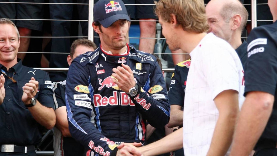 Warring drivers in tune after wing-gate - Horner