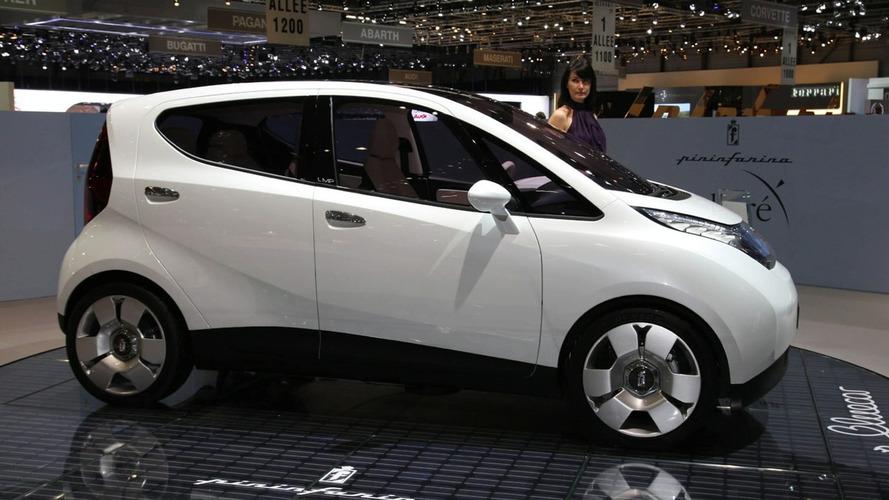 Pininfarina BLUECAR Production Version Revealed in Geneva