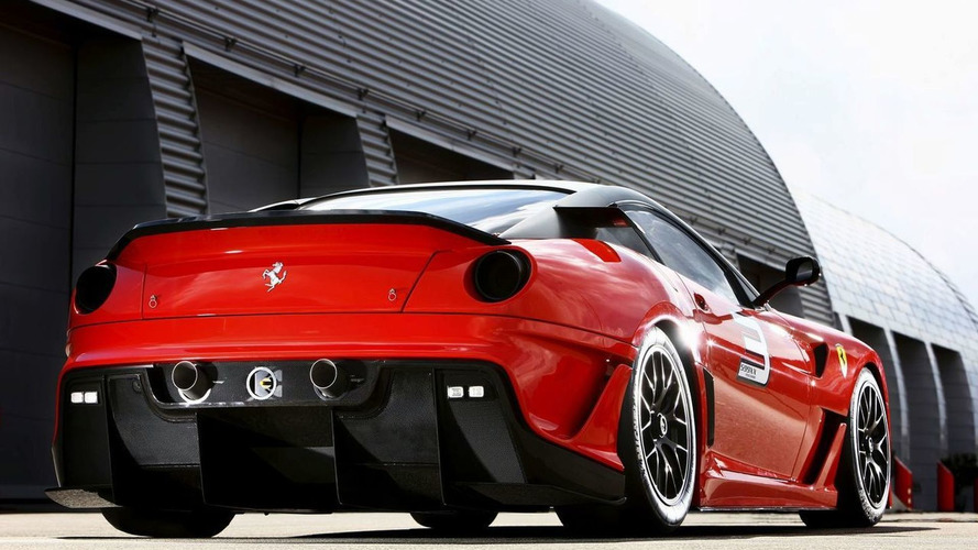 Ferrari 599XX Official Photos Updated