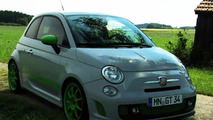G-Tech Abarth 500 RS-S Kit with 210 PS [video]