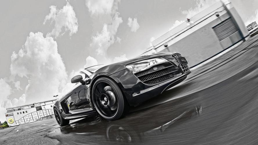 Sport Wheels Audi R8 V10 Spyder hits 600hp
