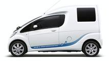 Mitsubishi Concept i-MiEV CARGO 09.30.2009
