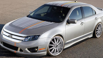 Ford Fusion Sport by Steeda Autosports