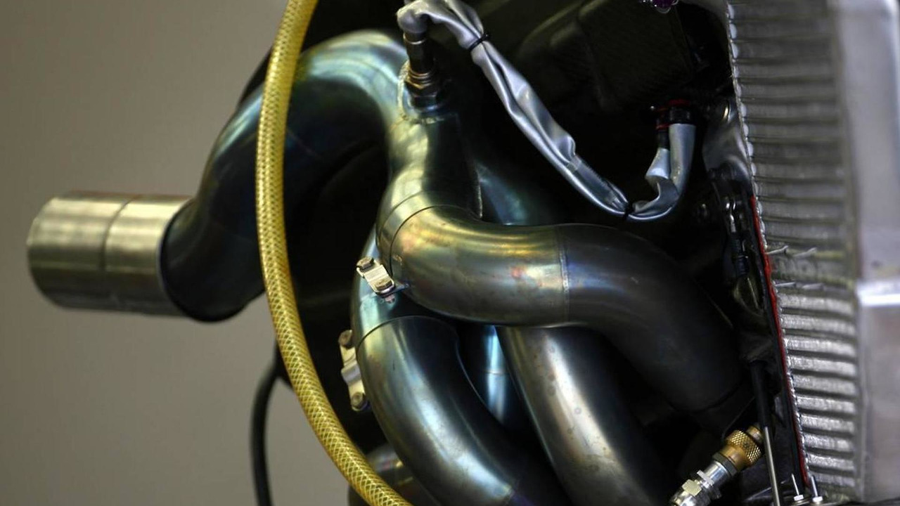 Renault engine - Formula 1 World Championship, Rd 10, Hungarian Grand Prix, 24.07.2009 Budapest, Hungary