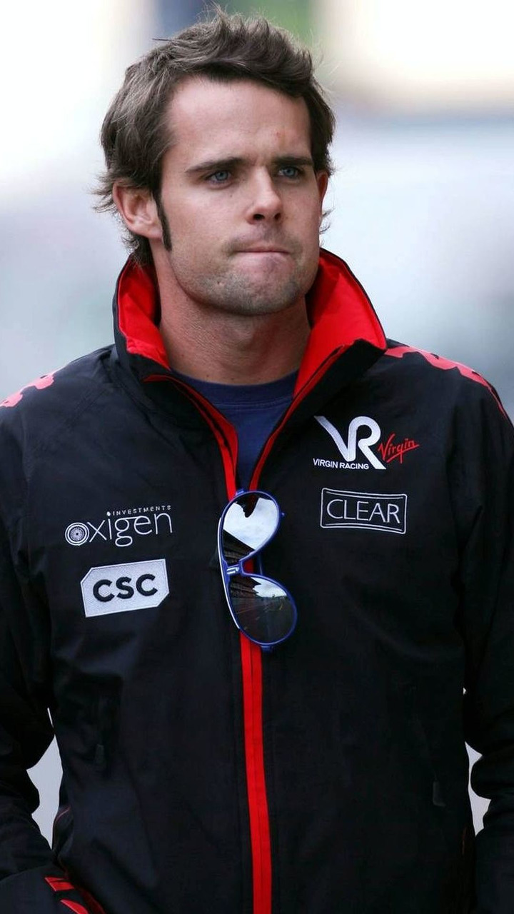 Andy Soucek (ESP), Test Driver, Virgin Racing - Formula 1 Testing, 25.02.2010, Barcelona, Spain