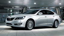 Kia Cadenza first images - 1000