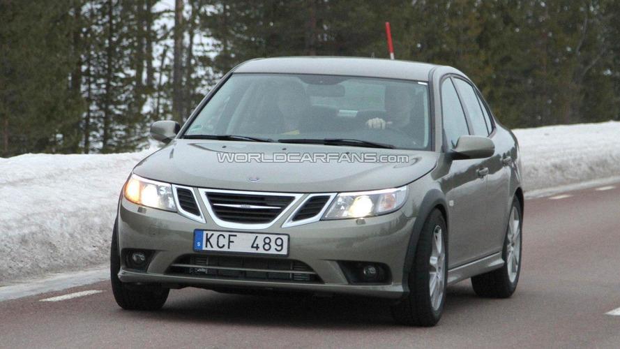 Saab could drop 9-3 name - report