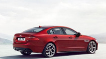 2015 Jaguar XE first photos (low res)