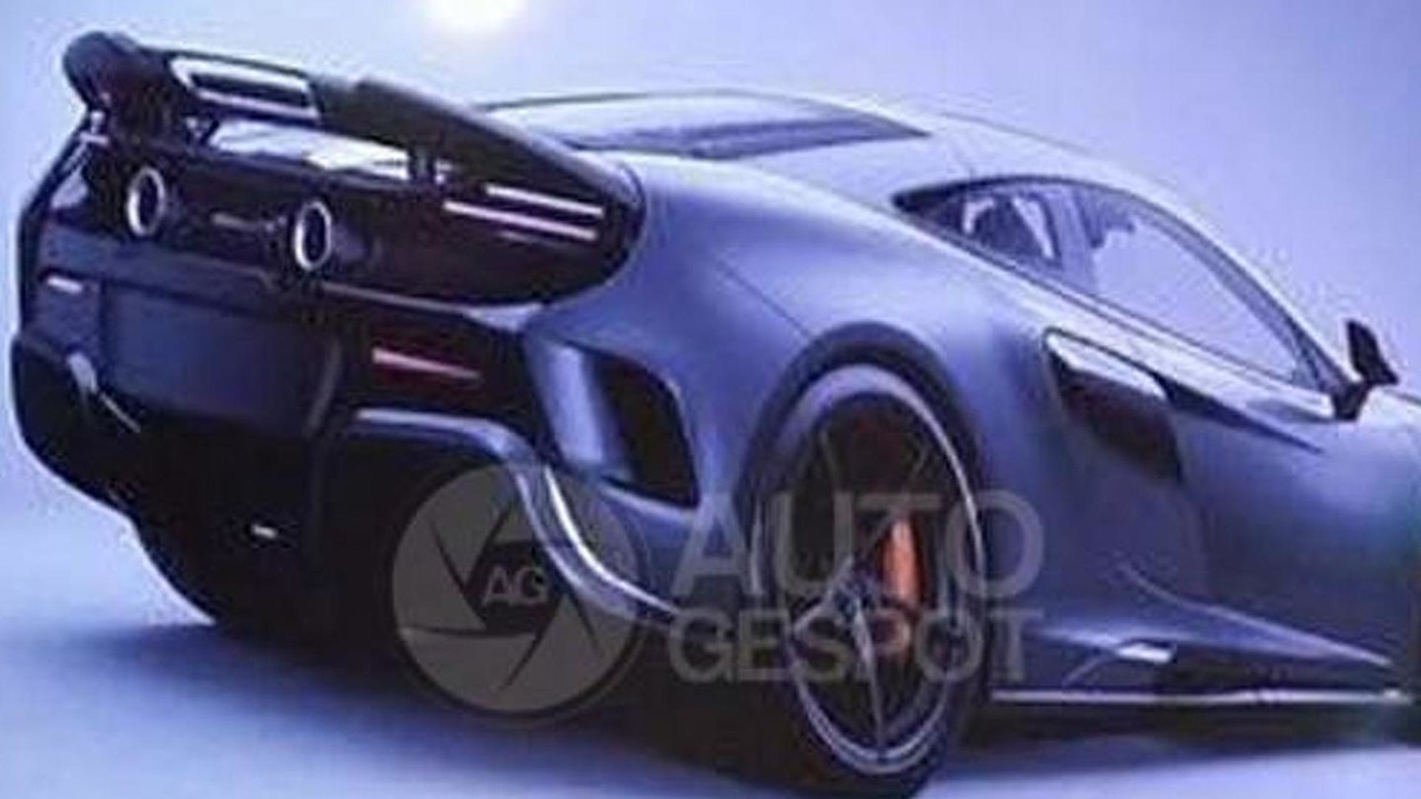 McLaren 675LT leaked official image