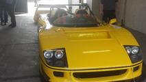 Ferrari F40 LM Barchetta / autojunk.nl