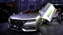 Citroen Divine DS concept at 2014 Paris Motor Show