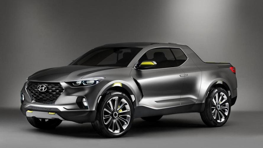 Hyundai Santa Cruz - La version commerciale est validée