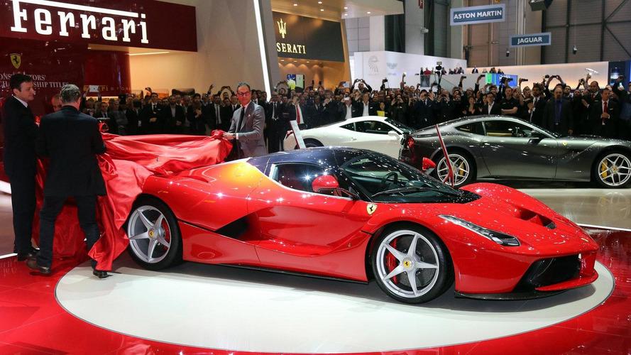 Ferrari, depremzedeler için bir LaFerrari daha üretecek