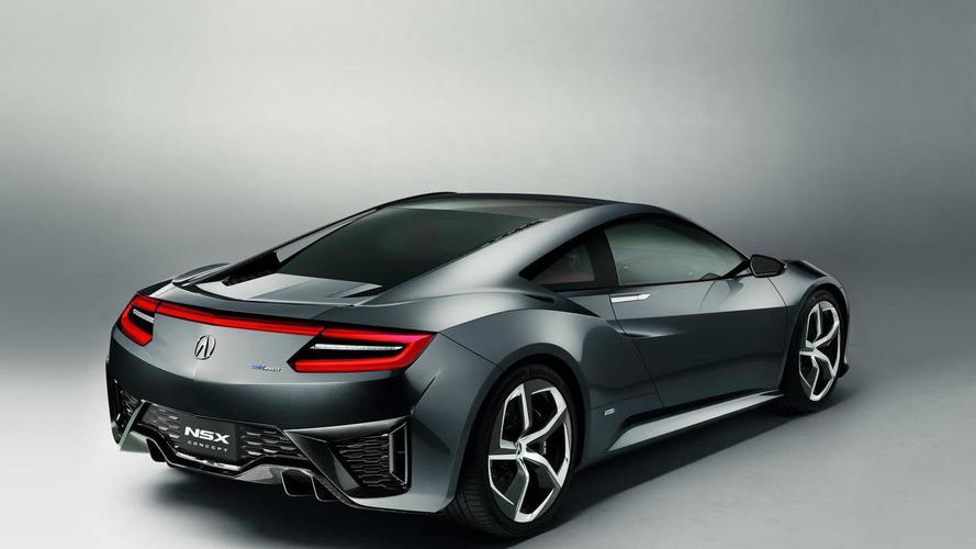 Audi calls out the Acura NSX for borrowing styling cues