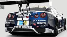 Nissan GT-R NISMO GT3 N24 Schulze Motorsport in Gran Turismo 6 12.6.2013
