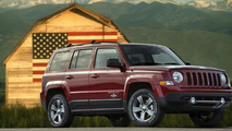 2013 Jeep Patriot Freedom Edition honors veterans