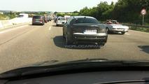 Mercedes-Benz CLA sedan spy photo 05.07.2012