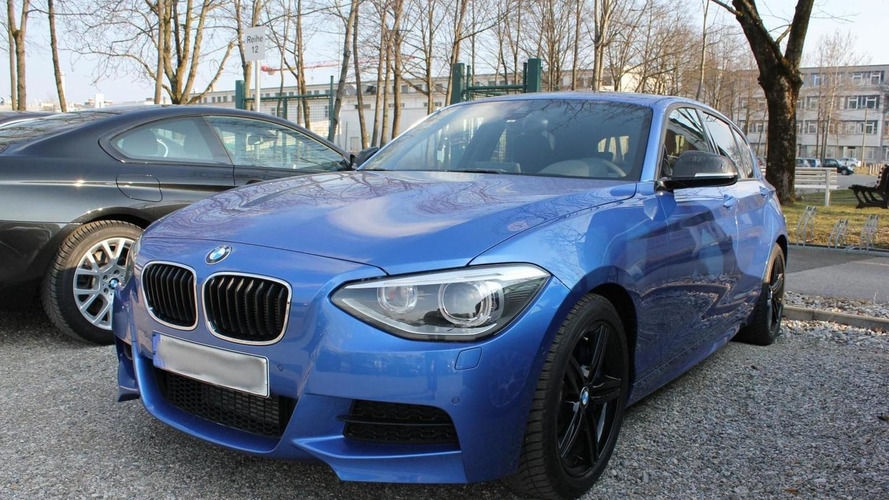 BMW M135i spotted completely naked - plus latest 'Ring spy photos