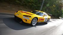 Zakspeed Dodge Viper race car for the road