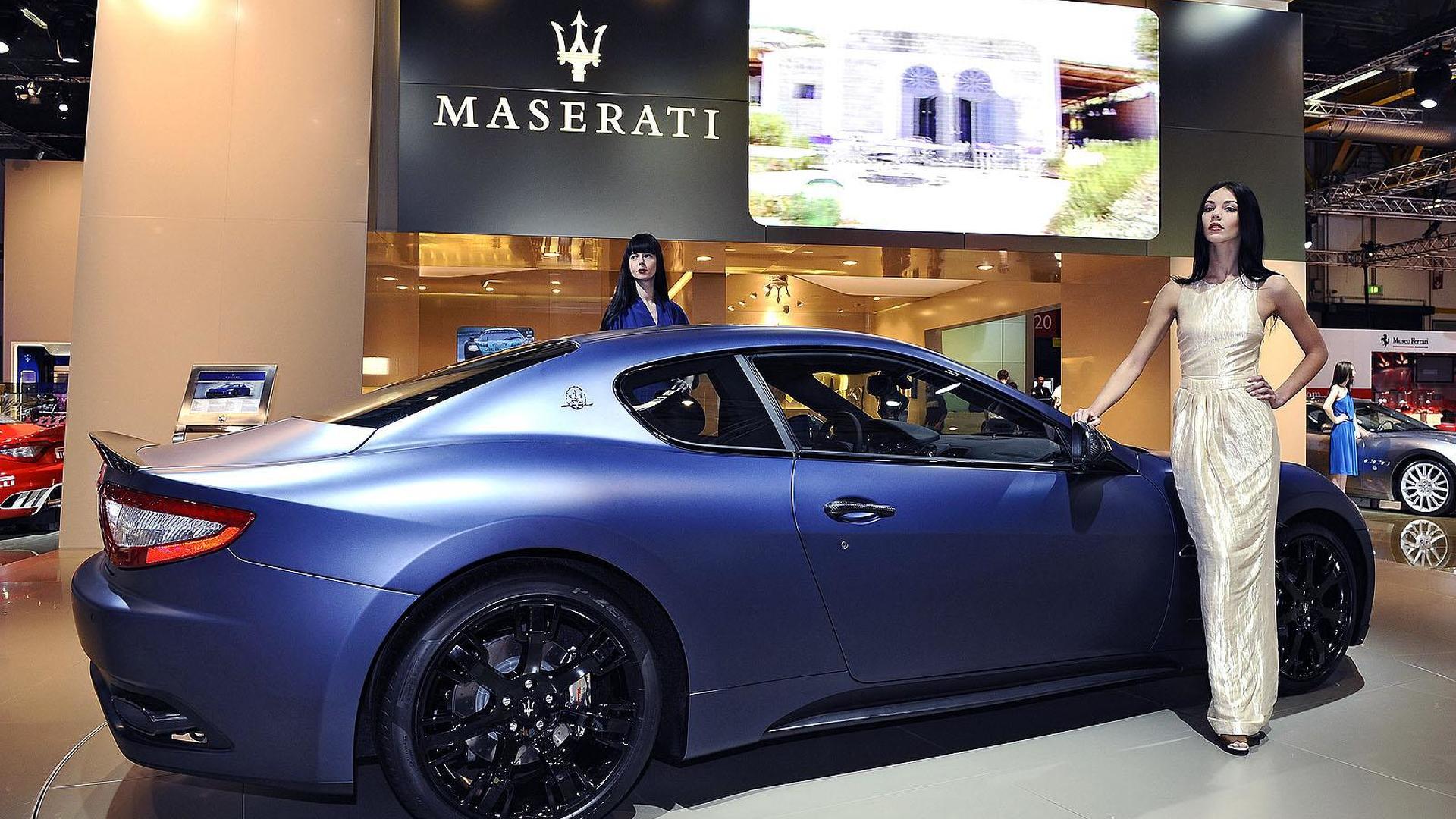 100 Maserati Blue Chrome Blue Maserati Granturismo Mc Stradale Os 1334x750 360 Maserati