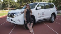Toyota, patrocinador del equipo paraolímpico español
