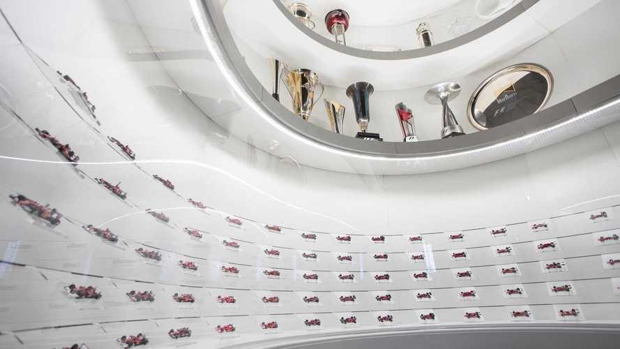 Expanded Ferrari Museum in Maranello