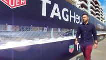 Derek DeAngelis and Tag Heuer