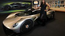 Aston Martin Valkyrie karşılaştırma