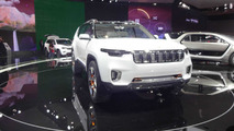 Jeep K8 - Patent images of new Commander