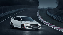 Honda Civic Type R Nurburgring