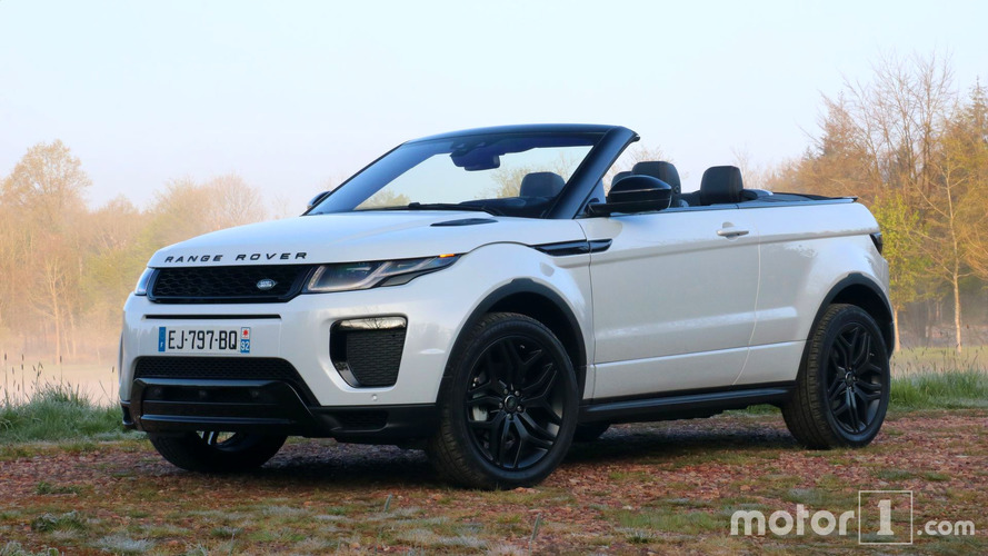 essai range rover evoque cabriolet lancement d 39 une. Black Bedroom Furniture Sets. Home Design Ideas