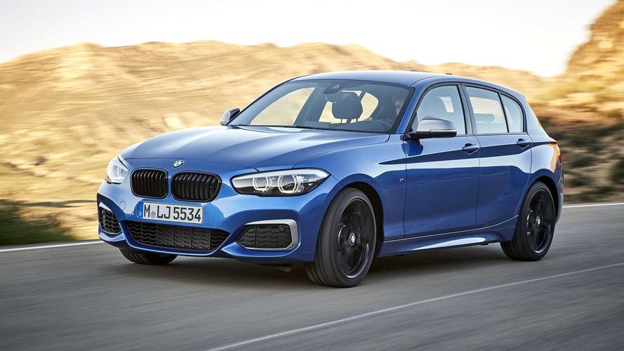BMW Série 1 restylée, une évolution d'intérieur